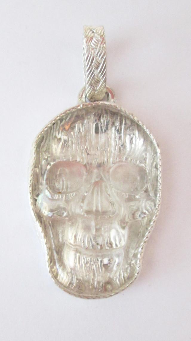 Watermarked Skull Pendant – DZ17