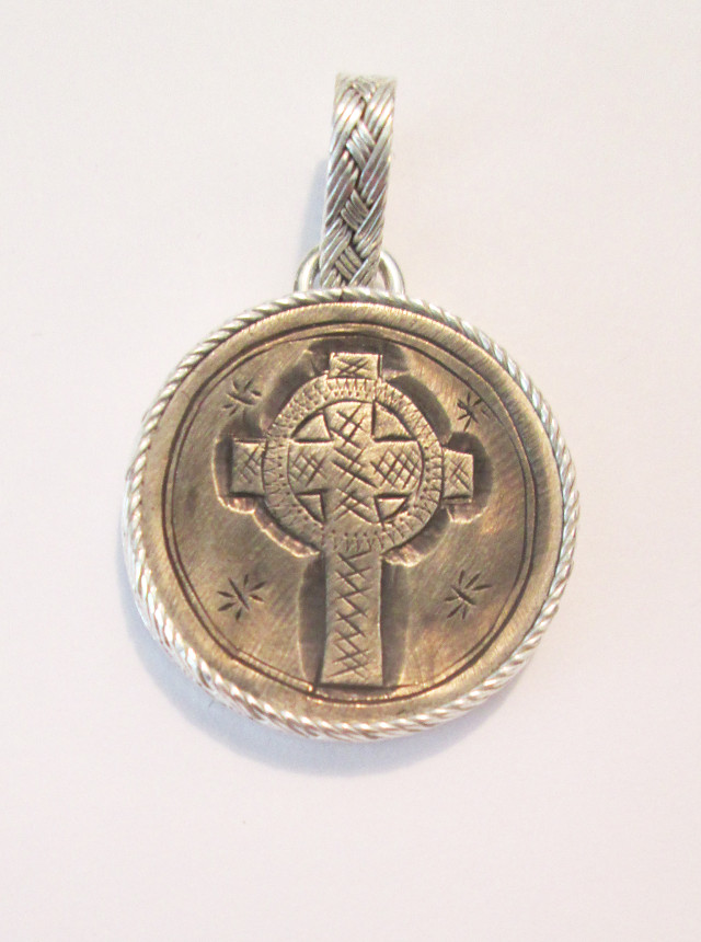 Cross Pendant – HC4