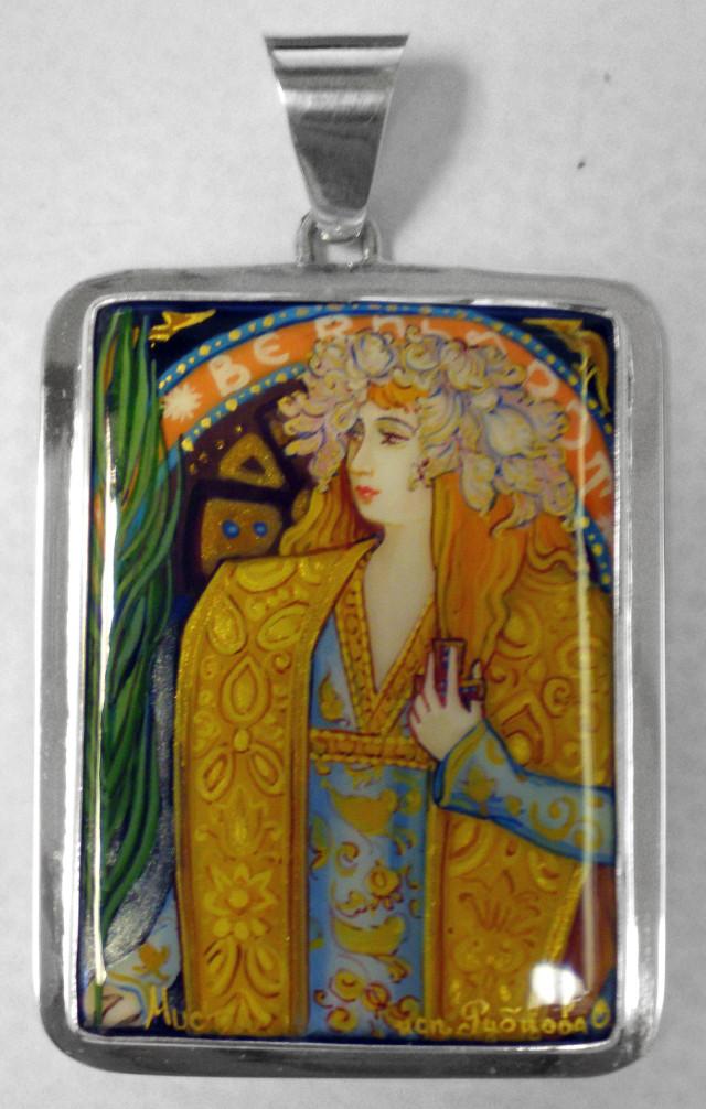 Sarah Bernhardt – By Alphonse Mucha – EA156SB