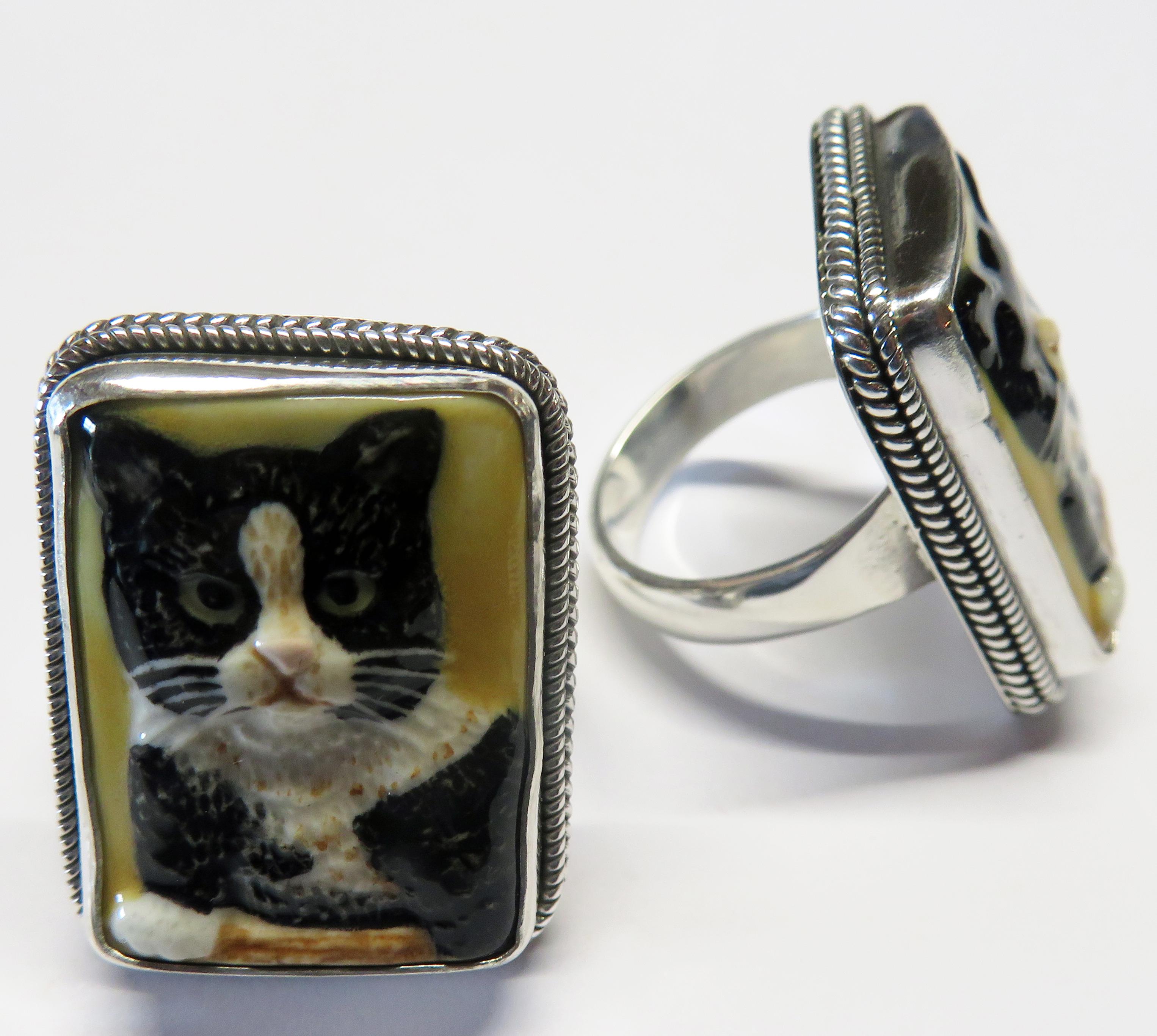 Cat ring – ADB77C
