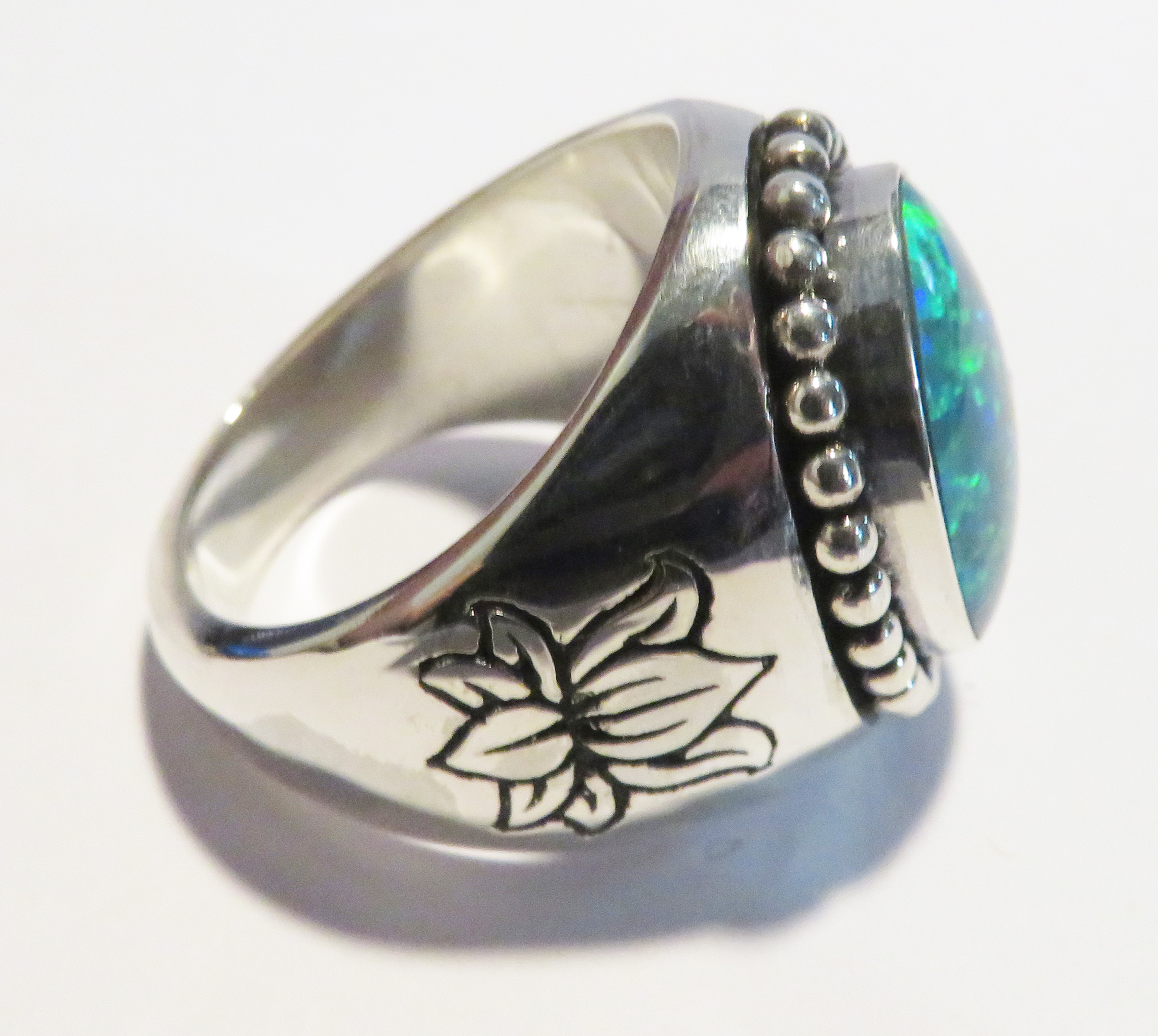 Gilson Opal Ring – RB1