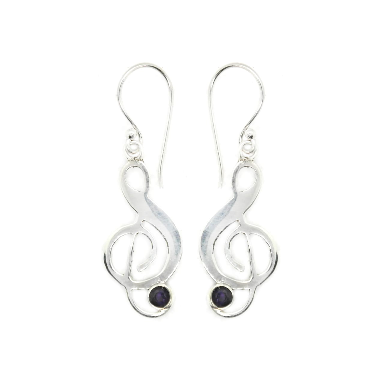 Note Earrings – (BP13E)
