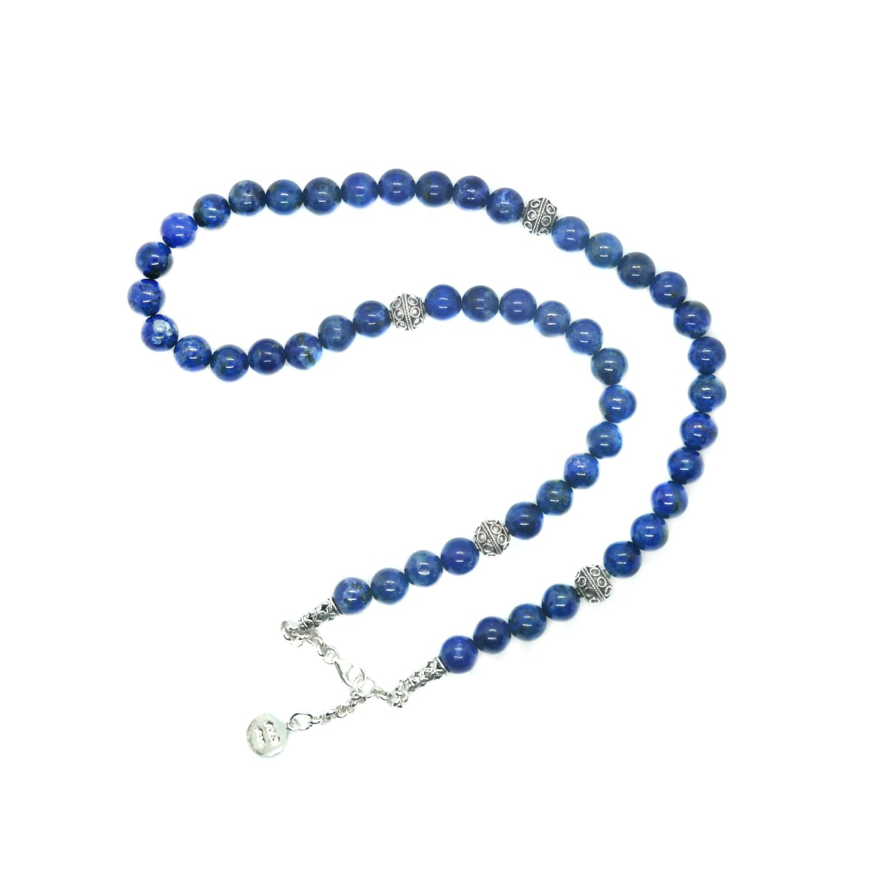 Lapis Necklace -(NB80SA)