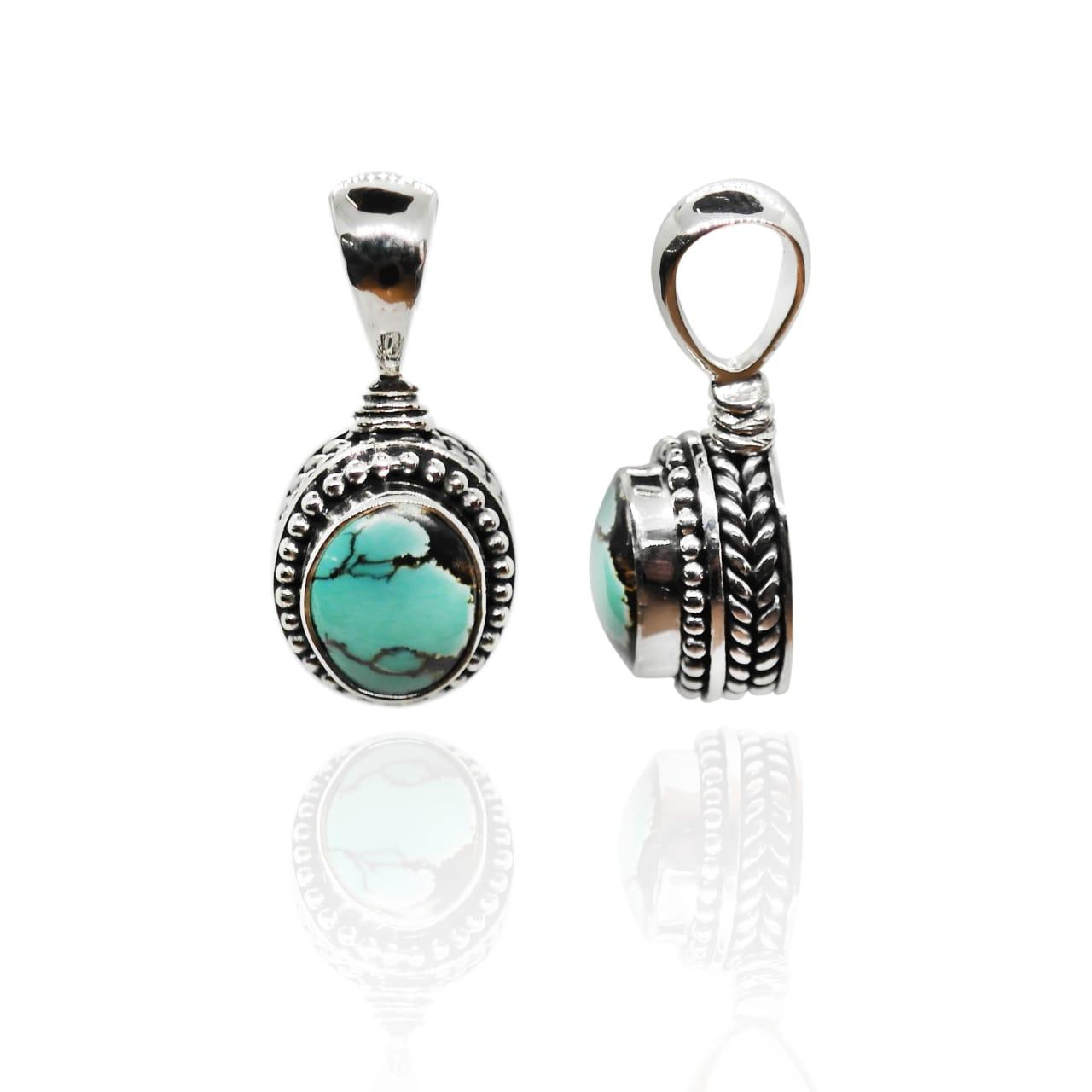 Turquoise Pendant – (BP59)