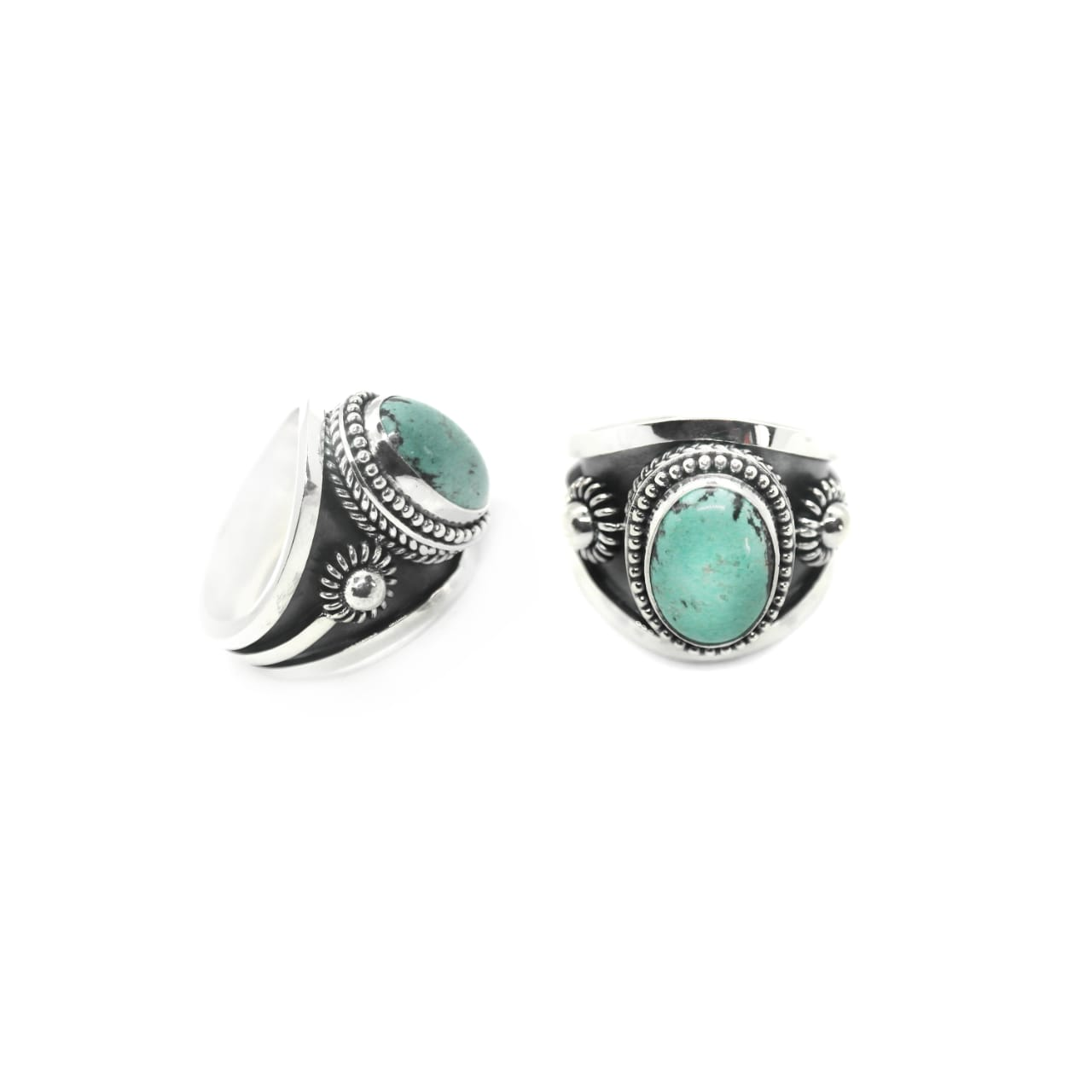 Turquoise Ring – (BR10R)
